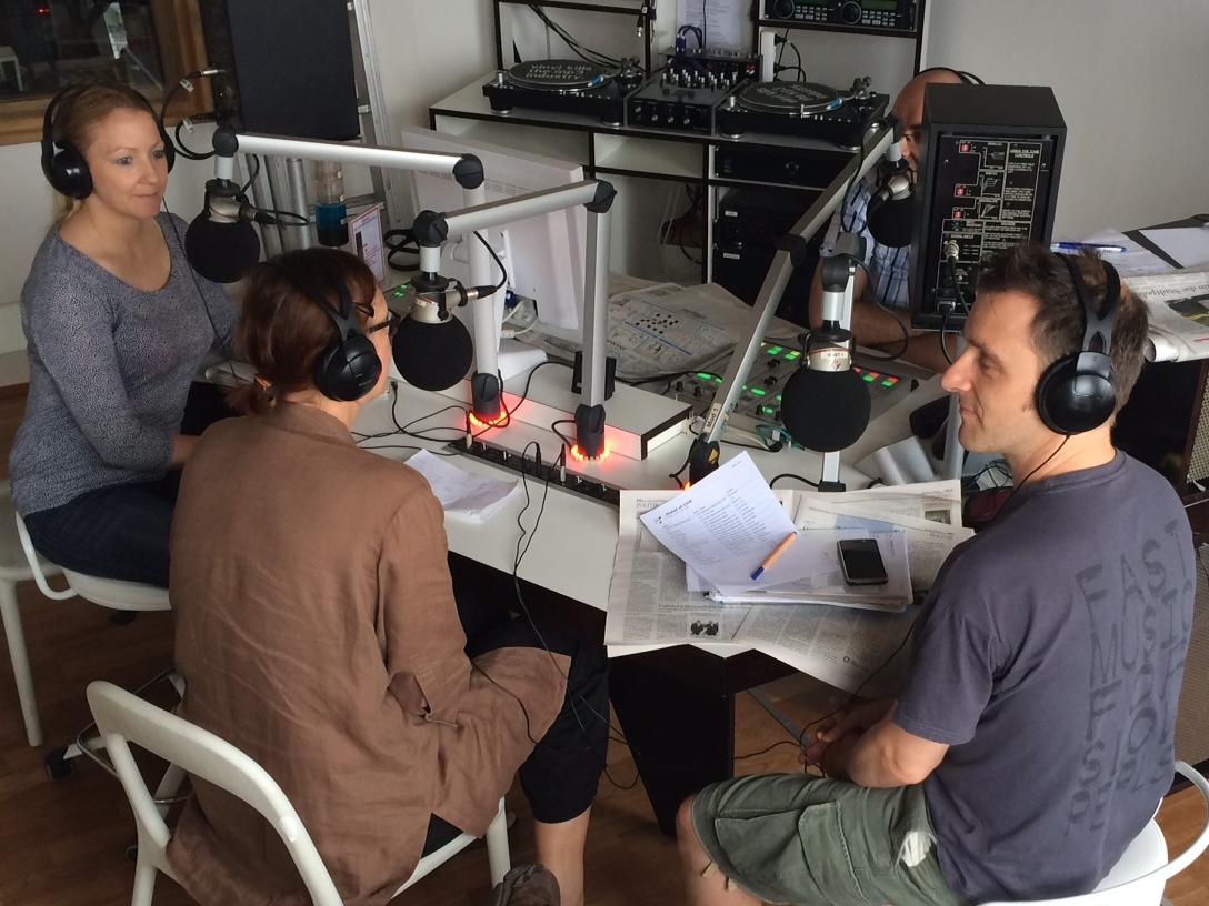 Radio x-Studio 1