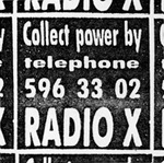 Collect power by telephone (1986 - 1989)
